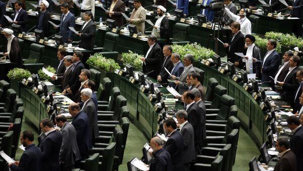 Парламент Ирана, архивное фото - Sputnik Тоҷикистон