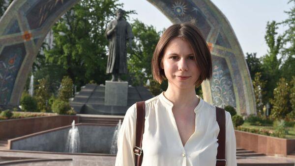Мария Шелудякова - Sputnik Таджикистан