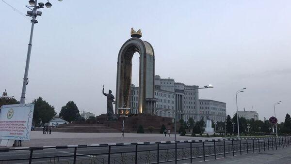 Корона Сомони - Sputnik Тоҷикистон