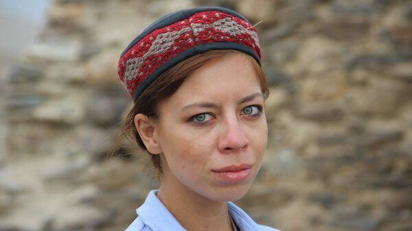 Поэтесса Аниса Сабири - Sputnik Таджикистан