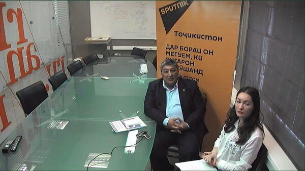 Видеомост ко всемирному дню донора - Sputnik Таджикистан
