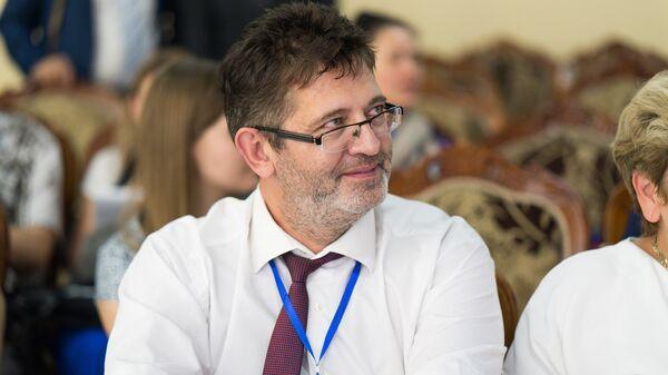 Председатель делового совета по сотрудничеству с Таджикистаном Торгово-промышленной палаты России Сергей Ключарев - Sputnik Таджикистан