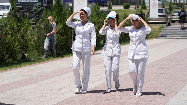 Жара, архивное фото - Sputnik Таджикистан