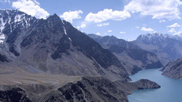 Сарезское озеро на Памире - Sputnik Таджикистан