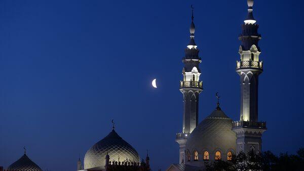 Традиционный съезд мусульман Изге Болгар Жыены в Татарстане - Sputnik Таджикистан