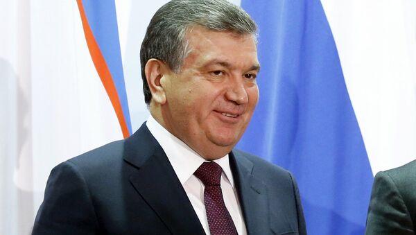 Премьер-министр Узбекистана Шавкат Мирзиеев - Sputnik Тоҷикистон