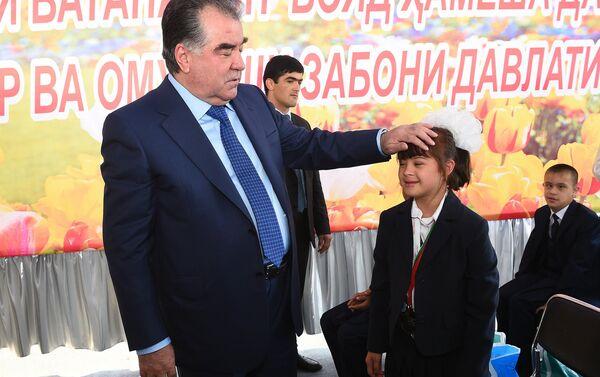 Фотолента Рахмона - Sputnik Таджикистан