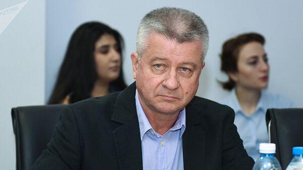 Сергей Масаулов, председатель ассоциации Изыскания Срединной Азии  - Sputnik Таджикистан