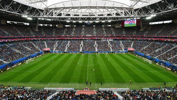 Стадион, архивное фото - Sputnik Тоҷикистон