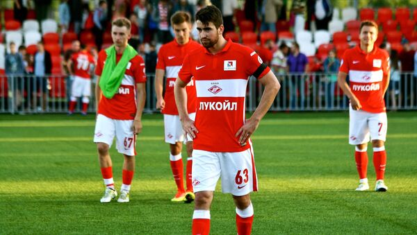 Футболист Шамсиддин Шанбиев - Sputnik Таджикистан