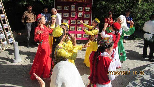 Празднвание Дня национального единства - Sputnik Таджикистан