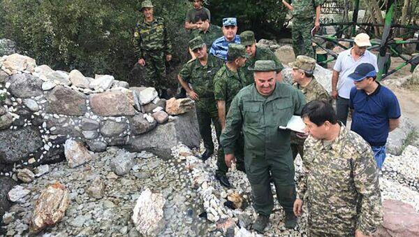 Министр МВД Таджикистана Рамазон Рахимзода - Sputnik Тоҷикистон