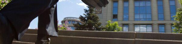 Здание Мосгорсуда, архивное фото - Sputnik Таджикистан