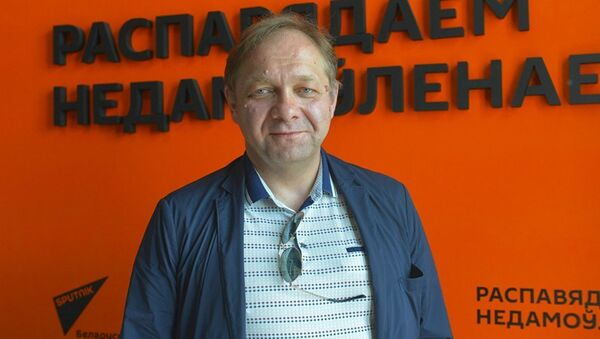 Кирилл Коктыш, архивное фото - Sputnik Таджикистан