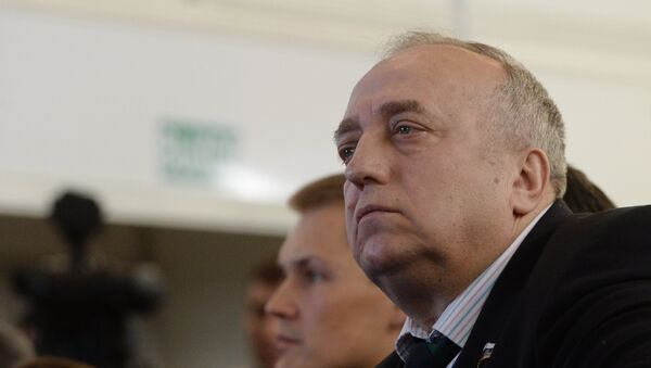 Франц Клинцевич, архивное фото - Sputnik Тоҷикистон