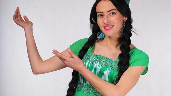 Садорат Маматкулова - Sputnik Таджикистан