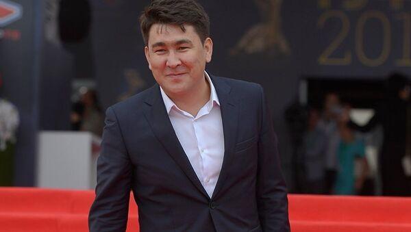 Азамат Мусагалиев - Sputnik Таджикистан