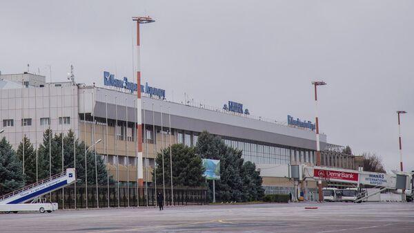 Международный аэропорт МАНАС - Sputnik Тоҷикистон