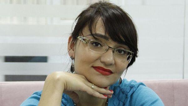 Янина Фомина - Sputnik Таджикистан