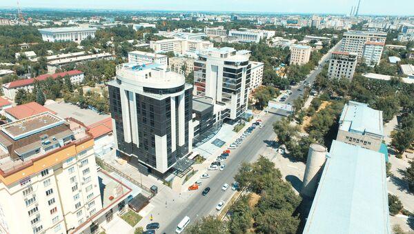 Виды Бишкека, архивное фото - Sputnik Тоҷикистон