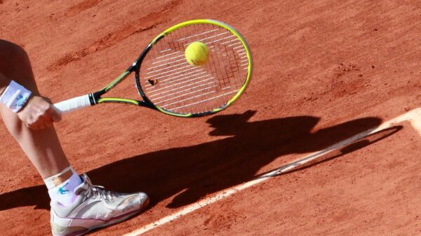 Теннис, архивное фото - Sputnik Таджикистан
