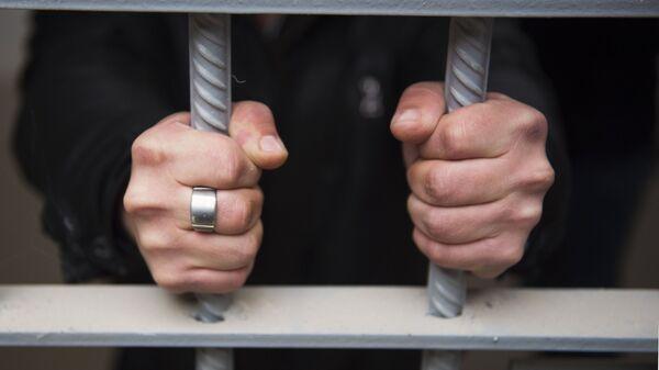Заключённый, архивное фото - Sputnik Тоҷикистон