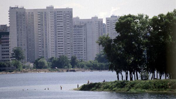 Борисовские пруды - Sputnik Таджикистан