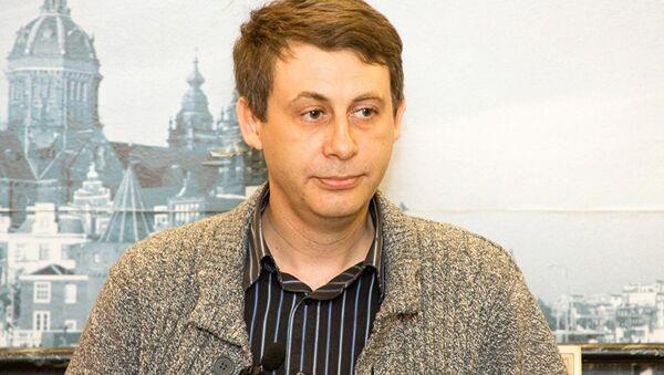 Футуролог Константин Фрумкин - Sputnik Таджикистан