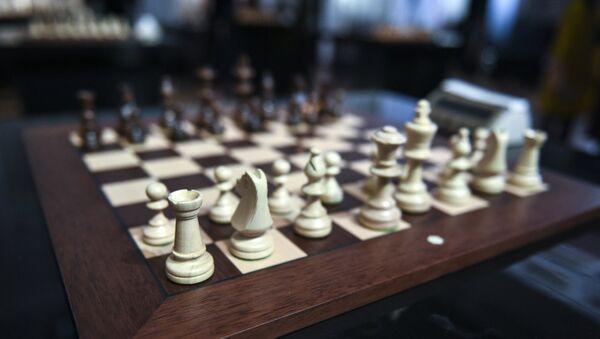Шахматы, архивное фото - Sputnik Таджикистан