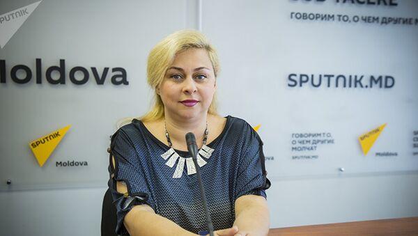Психолог Людмила Семина-Гицу - Sputnik Таджикистан