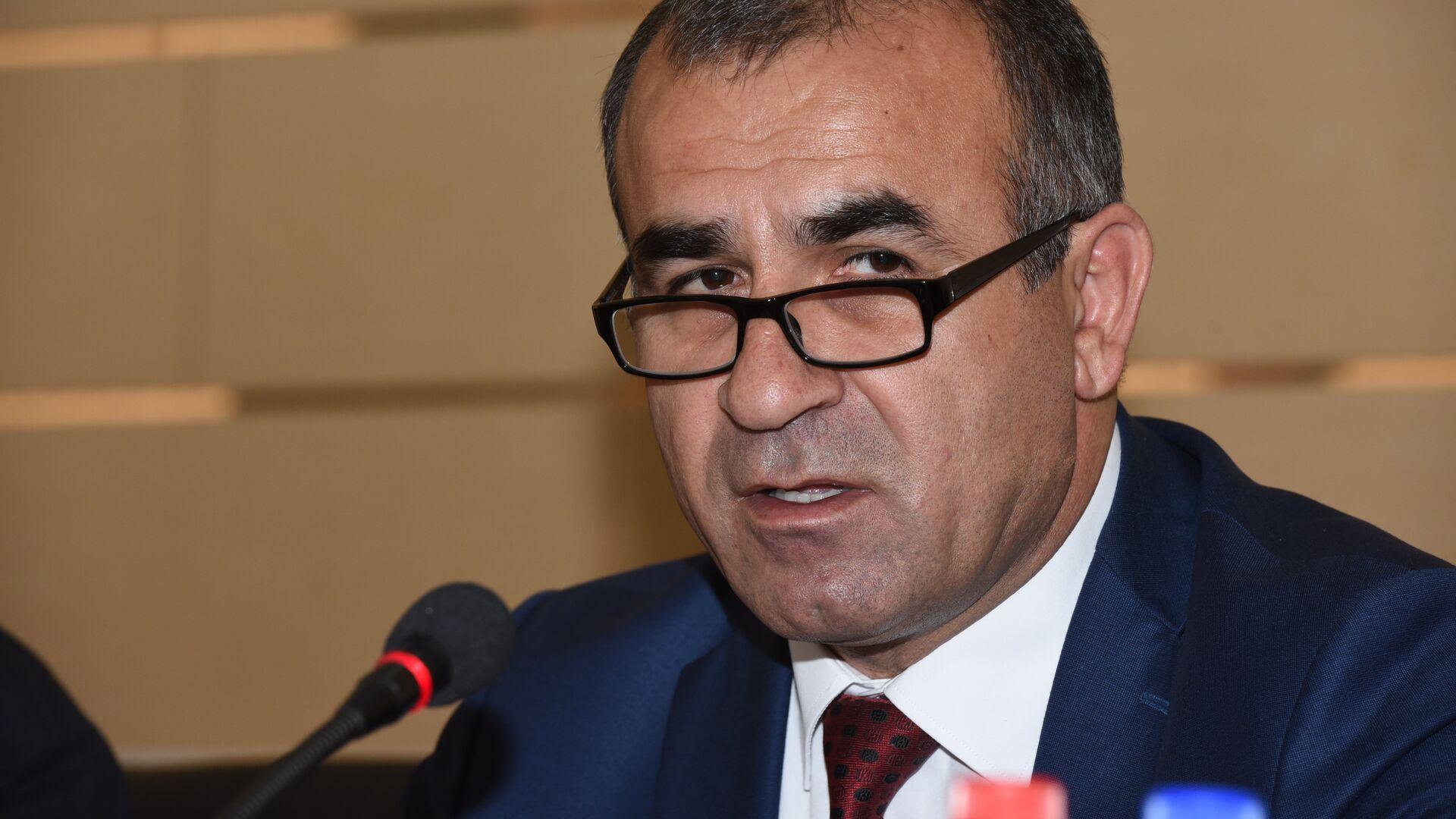 Рахмон Юсуф Ахмадзод генеральный прокурор РТ, архивное фото - Sputnik Таджикистан, 1920, 23.09.2021