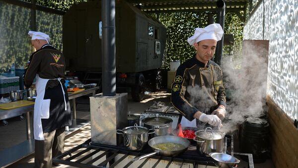 Армейские международные игры, архивное фото - Sputnik Таджикистан