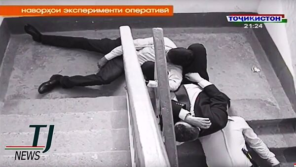 Акс аз филми ВУД ҶТ аз 8-уми август - Sputnik Тоҷикистон