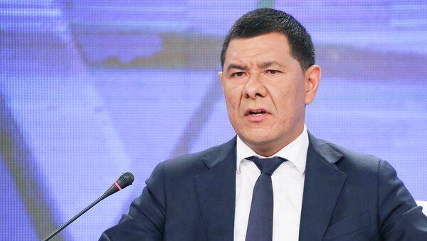 Заместитель председателя правления АО Узбекистон темир йуллари Даврон Дехканов - Sputnik Таджикистан