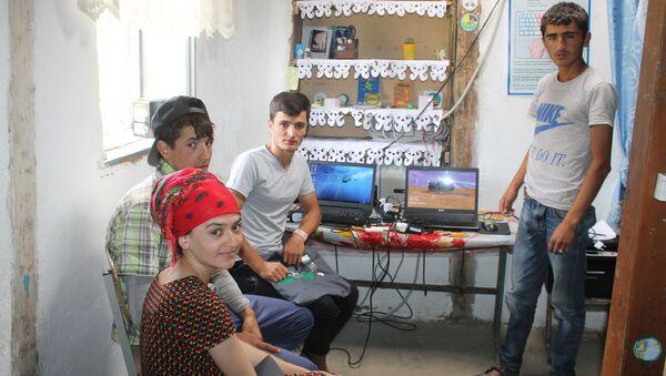 В высокогорном селе Нисур открылось энергетическое кафе - Sputnik Тоҷикистон