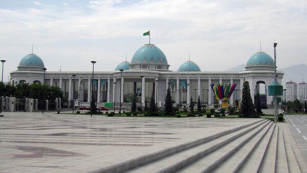 Виды Ашхабада, архивное фото - Sputnik Таджикистан