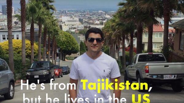 Скрин видео Nowhere Men - Sputnik Таджикистан