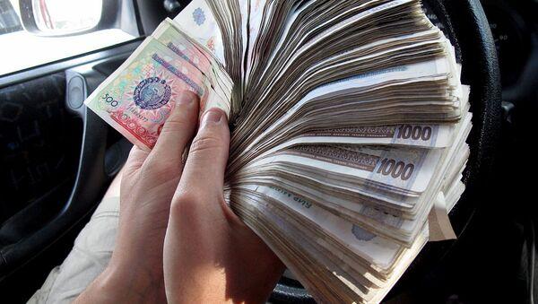 Узбекские сумы, архивное фото - Sputnik Таджикистан