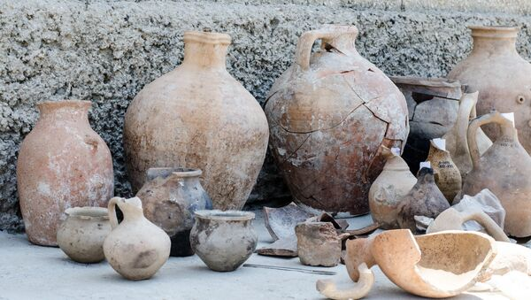 Археологические находки 2017 года - Sputnik Таджикистан