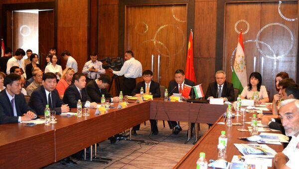 ТПП РТ и компании из провинции Хайнань - Sputnik Таджикистан