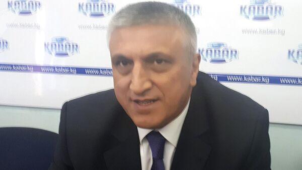 Комил Рашидов - Sputnik Таджикистан
