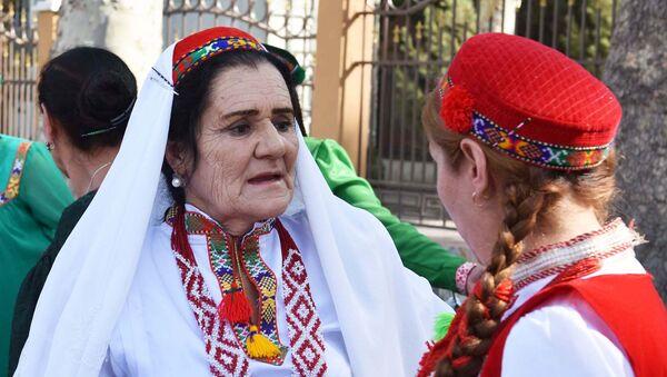 Неделя культуры Бадахшана в Согде - Sputnik Тоҷикистон