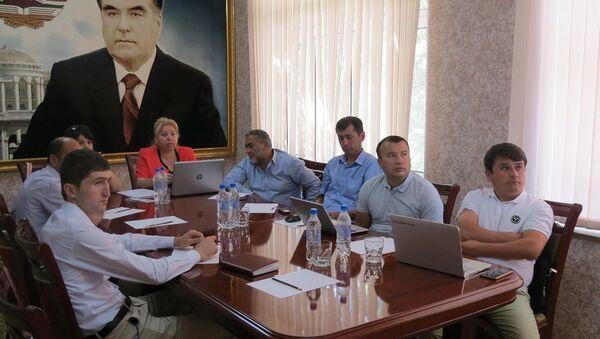 В ТПП РТ обучающий семинар - Sputnik Таджикистан