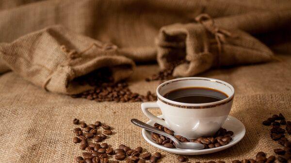 Чашка кофе, архивное фото - Sputnik Тоҷикистон
