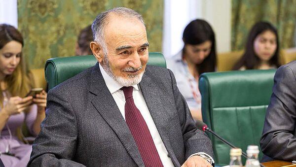 Посол Афганистана в России Абдул Каюм Кучай, архивное фото - Sputnik Тоҷикистон