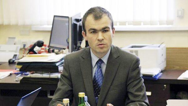 Член Совета при Губернаторе Московской области по развитию гражданского общества и правам человека Евгений Бобров - Sputnik Таджикистан