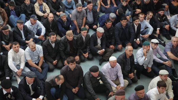 Празднование Курбан-байрама в регионах России - Sputnik Таджикистан