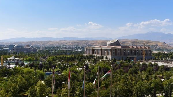 Национальный музей Таджикистана, архивное фото - Sputnik Тоҷикистон