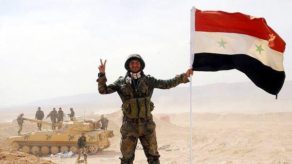 Сирийская армия прорвала осаду города Дейр-эз-Зор - Sputnik Тоҷикистон