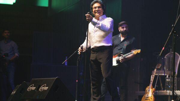 Концерт Иранского певца Andy в Москве - Sputnik Тоҷикистон